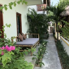 Отель An Bang Garden Homestay фото 18
