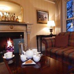 Отель Burythorpe House интерьер отеля
