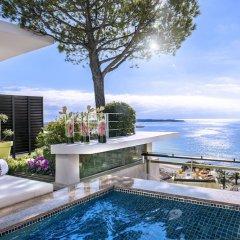 Le Grand Hotel Cannes Канны бассейн