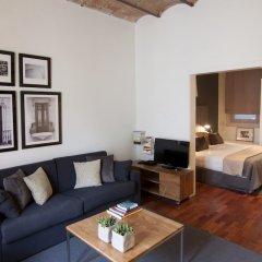 Отель Sixtyfour Испания, Барселона - отзывы, цены и фото номеров - забронировать отель Sixtyfour онлайн комната для гостей фото 8
