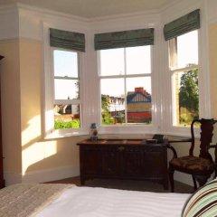 Отель Alcuin Lodge Guest House интерьер отеля