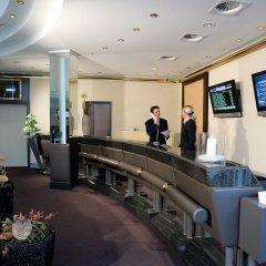 Lindner Hotel Airport интерьер отеля