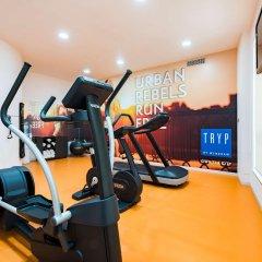 TRYP Coruña Hotel фитнесс-зал