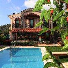Terra Kaya Villa Турция, Кесилер - отзывы, цены и фото номеров - забронировать отель Terra Kaya Villa онлайн бассейн