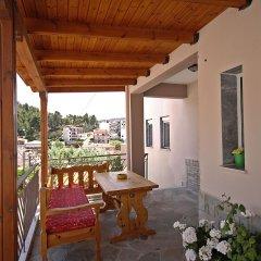 Отель Naias балкон