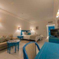 Отель Regency Hotel and Spa Тунис, Монастир - отзывы, цены и фото номеров - забронировать отель Regency Hotel and Spa онлайн комната для гостей фото 3