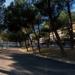 Отель Park Blanc Et Noir Рим спортивное сооружение