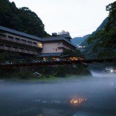 Отель Hakkei Мисаса приотельная территория