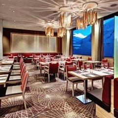 Отель Hilton Garden Inn Davos Швейцария, Давос - отзывы, цены и фото номеров - забронировать отель Hilton Garden Inn Davos онлайн питание