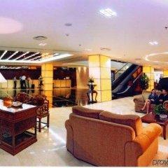 Отель Zhongshan Sunshine Business Hotel Китай, Чжуншань - отзывы, цены и фото номеров - забронировать отель Zhongshan Sunshine Business Hotel онлайн интерьер отеля фото 3