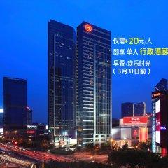 Sheraton Guangzhou Hotel Гуанчжоу фото 6