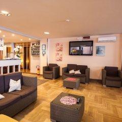 Hotel Baden Baden Римини интерьер отеля фото 3