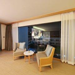 Отель M Pattaya Hotel Таиланд, Паттайя - отзывы, цены и фото номеров - забронировать отель M Pattaya Hotel онлайн комната для гостей фото 5
