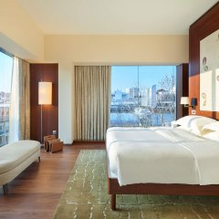 Отель Park Hyatt Zurich комната для гостей фото 5