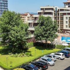 Отель Laguna Park & Aqua Club - All Inclusive Болгария, Солнечный берег - отзывы, цены и фото номеров - забронировать отель Laguna Park & Aqua Club - All Inclusive онлайн парковка