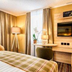 Leonardo Royal Hotel Edinburgh Haymarket 4* Стандартный номер с различными типами кроватей фото 2