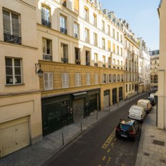 Отель Tournelles Loft Paris Center Wifi - AC Франция, Париж - отзывы, цены и фото номеров - забронировать отель Tournelles Loft Paris Center Wifi - AC онлайн парковка