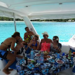 Отель Tahiti Sail and Dive детские мероприятия
