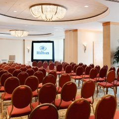 Отель Hilton Vancouver Metrotown Канада, Бурнаби - отзывы, цены и фото номеров - забронировать отель Hilton Vancouver Metrotown онлайн помещение для мероприятий