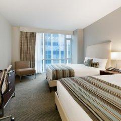 Отель Coast Coal Harbour Hotel Канада, Ванкувер - отзывы, цены и фото номеров - забронировать отель Coast Coal Harbour Hotel онлайн комната для гостей фото 2