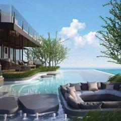 Отель X2 Vibe Pattaya Seaphere Residence бассейн