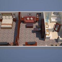 JW Marriott Hotel Dubai балкон
