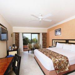 Отель Sandos Playacar Select Club - Только для взрослых, Все включено Плая-дель-Кармен комната для гостей