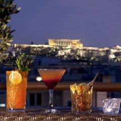 Отель Melia Athens Греция, Афины - 3 отзыва об отеле, цены и фото номеров - забронировать отель Melia Athens онлайн приотельная территория