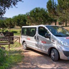 Отель Camping Le Pianacce Кастаньето-Кардуччи городской автобус