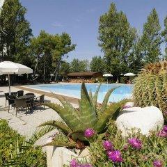 Отель Grand Hotel Berti Италия, Сильви - отзывы, цены и фото номеров - забронировать отель Grand Hotel Berti онлайн бассейн