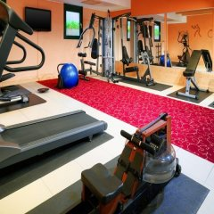 Отель Sheraton Airport фитнесс-зал фото 2