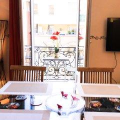 Отель Le Coquelicot в номере