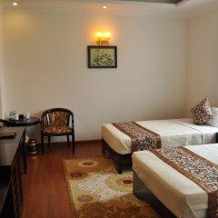 Отель Golden Halong Hotel Вьетнам, Халонг - отзывы, цены и фото номеров - забронировать отель Golden Halong Hotel онлайн комната для гостей фото 3