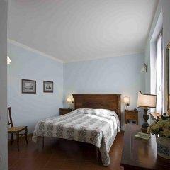 Отель Albergo Villa Cristina Сполето сейф в номере