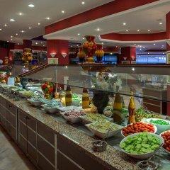 Miramare Beach Hotel Турция, Сиде - 1 отзыв об отеле, цены и фото номеров - забронировать отель Miramare Beach Hotel онлайн питание фото 3