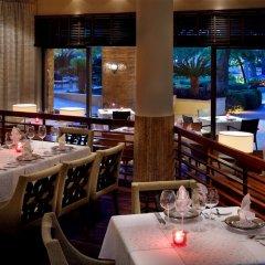 Отель Movenpick Resort & Spa Tala Bay Aqaba питание