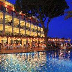 Отель Estival Centurion Playa бассейн