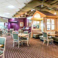 Отель Clarion Inn Frederick Event Center питание
