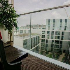 Отель 1 Bedroom Flat in Wandsworth Великобритания, Лондон - отзывы, цены и фото номеров - забронировать отель 1 Bedroom Flat in Wandsworth онлайн балкон