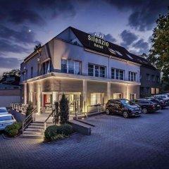 Отель SILENZIO Прага парковка
