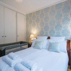 Отель Delightful Kensington Home close to Hyde Park Лондон комната для гостей фото 4