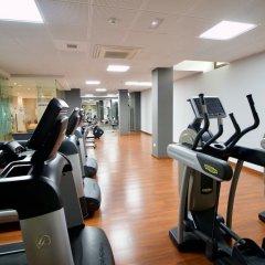 Hotel Granada Palace фитнесс-зал