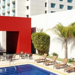 Отель Marriott Tijuana бассейн фото 2