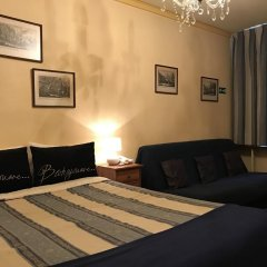 Отель Cavalier Бельгия, Брюгге - отзывы, цены и фото номеров - забронировать отель Cavalier онлайн комната для гостей фото 4