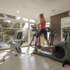 Park Hotel San Jorge & Spa фитнесс-зал