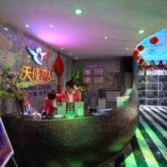 Angel Lover Theme Hotel Шэньчжэнь гостиничный бар