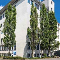 Отель ibis budget Nürnberg City Messe парковка