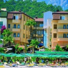 Отель Dragos Beach Кемер бассейн фото 2