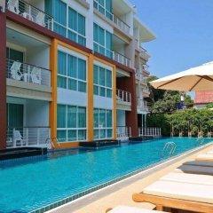 Отель Almali Rawai Beach Residence бассейн фото 3