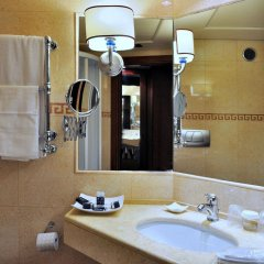 Hotel Pineta Palace ванная фото 2